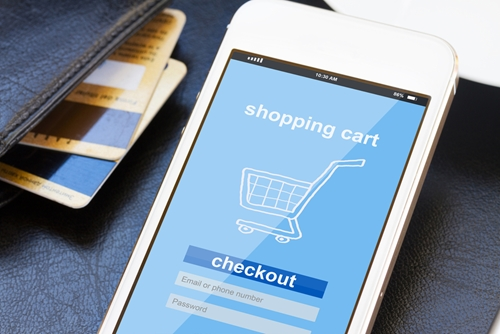 Ecommerce companies should make sure their website is optimized for mobile.