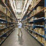 What are the differences between fulfillment center and distribution center operations?