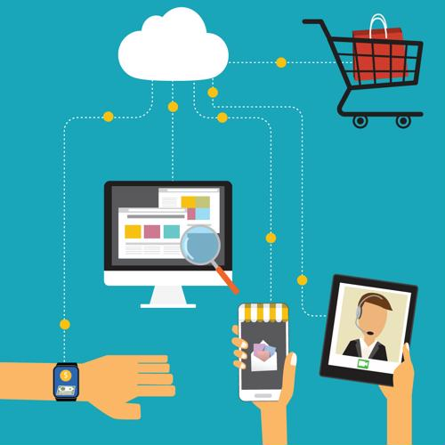 Omnichannel represents an advancement of multichannel.
