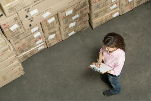 Proper inventory organization, categorization and management is critical.