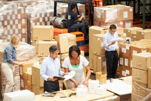 Receiving and processing orders is a crucial element of an OMS.