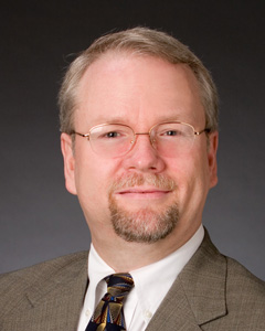 headshot of david wilson, technology director