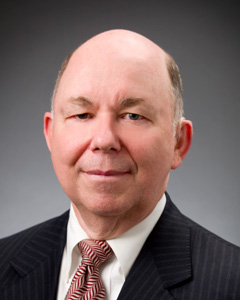 headshot of john trotter, director of information services