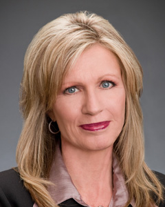 headshot of nancy white, director of sales