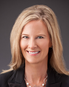 headshot of sally allen, director of business development